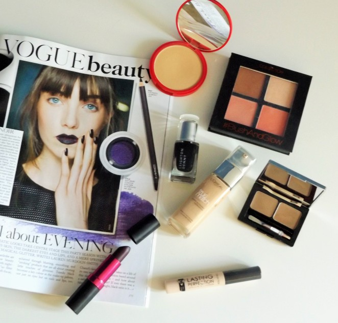 Vogue Make-up Look