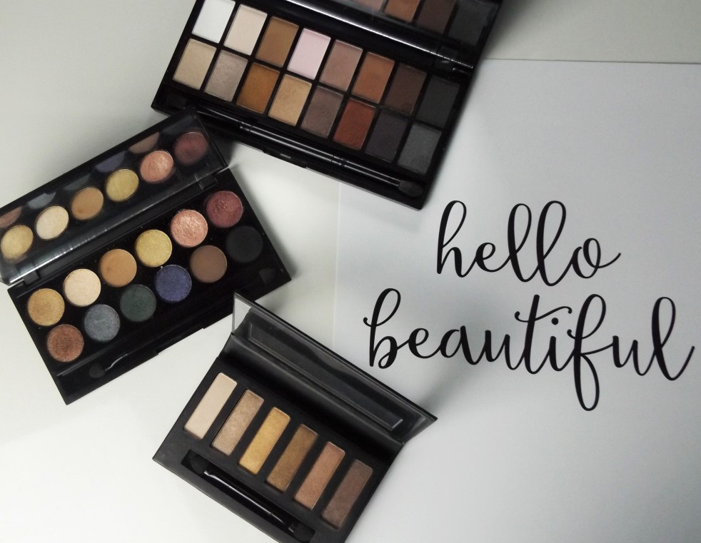 Affordable Eyeshadow Palettes